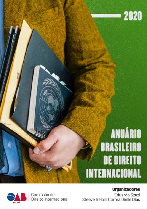 Anuário Brasileiro de Direito Internacional 2020