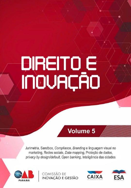 Direito e Inovação - Volume 5
