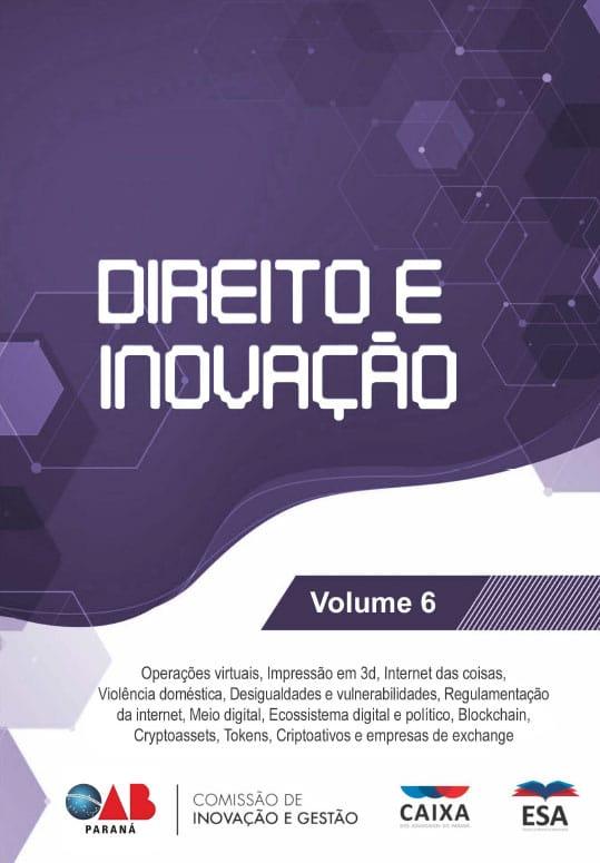 Direito e Inovação - Volume 6