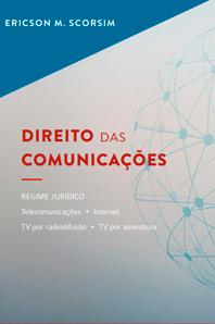 DIREITO DAS COMUNICAÇÕES
