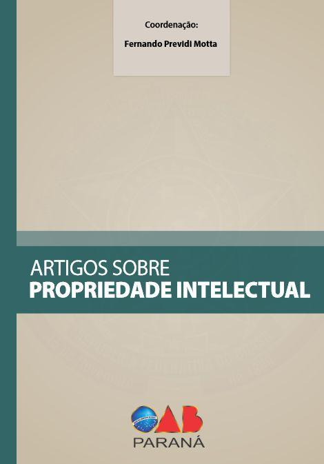 Artigos sobre Propriedade Intelectual
